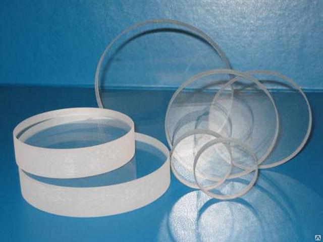 купить кварцевое стекло смотровое круглое